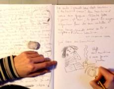 Kortfilm om Beatrice Alemagna