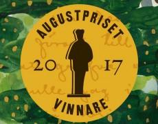Vinnare av Augustpriset 2017
