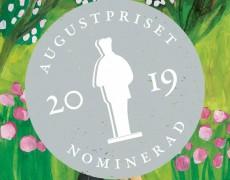 Nominerad till Augustpriset