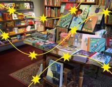 Här hittar du böckerna