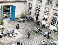 Hos Svenska Institutet i Paris
